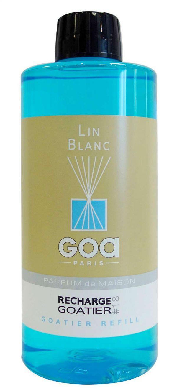 RECHARGE 500ML - 18 - LIN BLANC