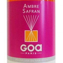 RECHARGE 500ML - 04 - AMBRE SAFRAN