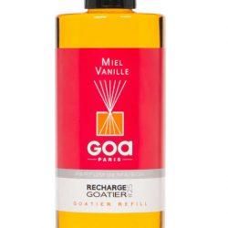 RECHARGE 500ML - 25 - MIEL VANILLE
