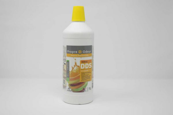 Détergent désinfectant surodorant mangue
