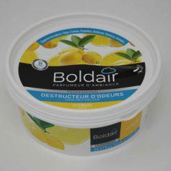 Gel destructeur Boldair citron 300g