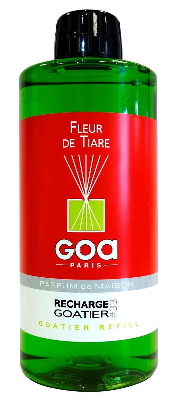 RECHARGE 500ML - 33 - FLEUR DE TIARE